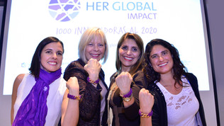 Her Global Impact lanza su quinta convocatoria 2018