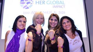 Her Global Impact lanza su quinta convocatoria 2018