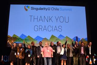 SingularityU Chile Summit 14 y 15 de marzo: Las mentes más innovadoras compartirán su visión del fut