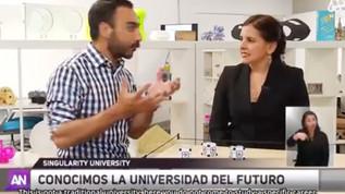 Singularity University: Viajamos al corazón de la innovación