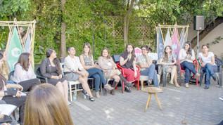 """Her Global Impact en """"Más Mujeres en Ciencias y Tecnología"""""""