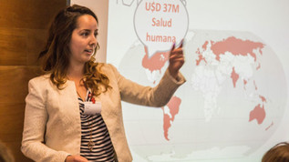 Her Global Impact 2015 premió a mujeres innovadoras