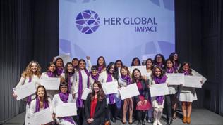 HER GLOBAL IMPACT: Academia de innovación para mujeres
