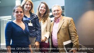 En InfoWeek: HER GLOBAL IMPACT 2015 premió a mujeres innovadoras