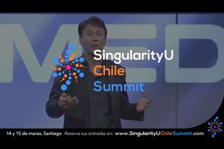 Singularity University Summit aterriza en marzo en nuestro país