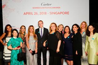 Cartier´s Woman Initiative Awards, Integrando a la Mujer Latina en la Economía Global: ¡Postulacione