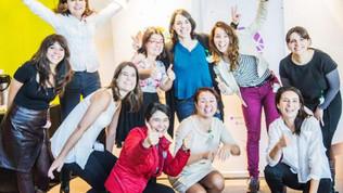 Academia de innovación para mujeres entrega capacitación para obtener un cupo en Silicon Valley