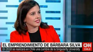 Nuevas Voces: El emprendimiento de Bárbara Silva