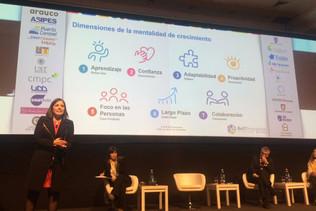 Bárbara Silva tuvo destacada participación en Cumbre de Innovación CIDERE