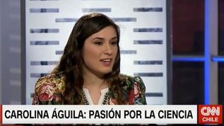"CNN ""Nuevas Voces"" – Carolina Águila Díaz"