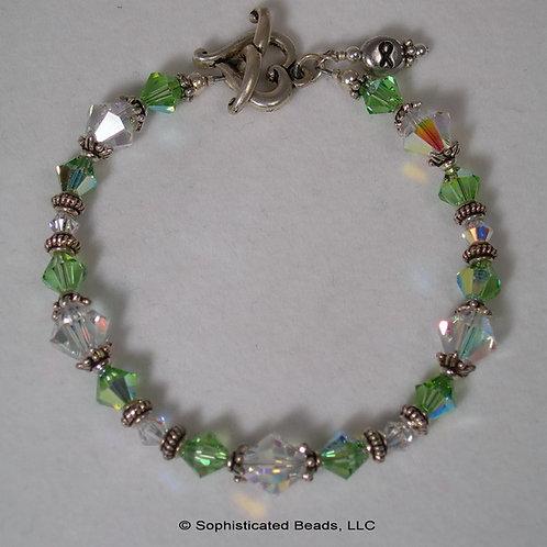 Leukemia Cancer Bracelet