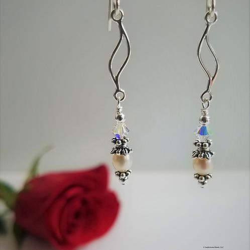 2021 Rose Festival Earrings