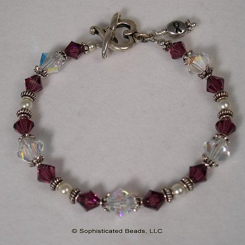 American Cancer Society Cancer Bracelet