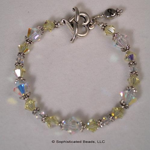Lymphoma Cancer Bracelet