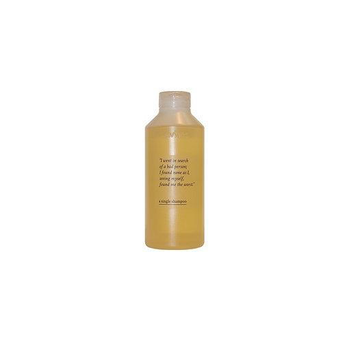 A Single Shampoo 250 ml.