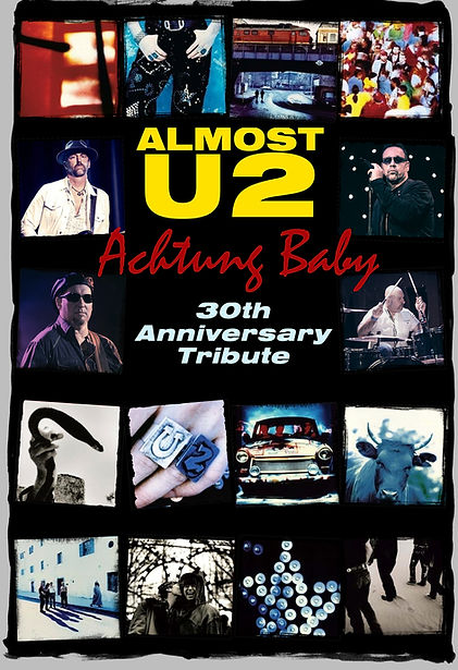 Achtung Baby - ALMOST U2