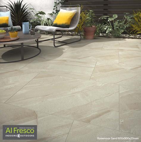 Rosemoor Sand 600x900x20mm
