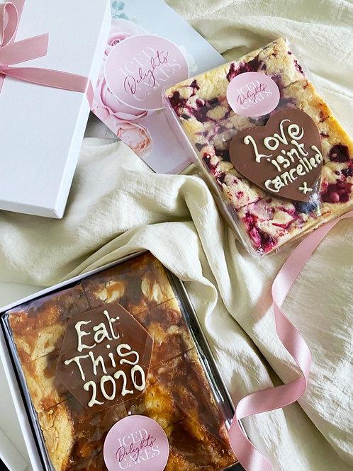 GLUTEN FREE Brownie / Blondie Box