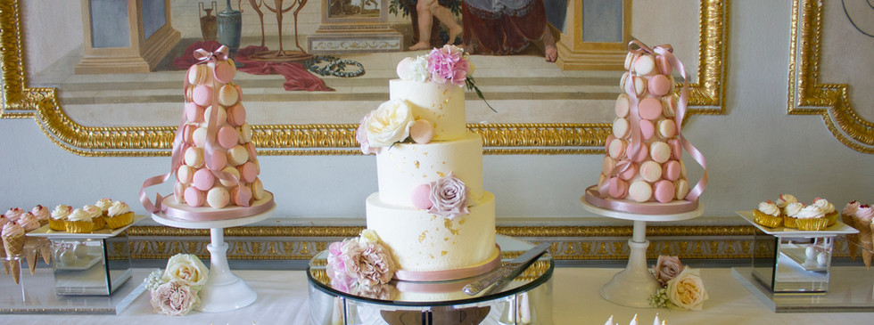 Stowe House Dessert Table