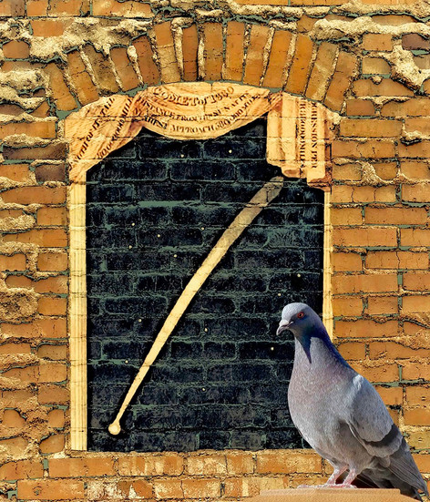 Pigeon and Mortar