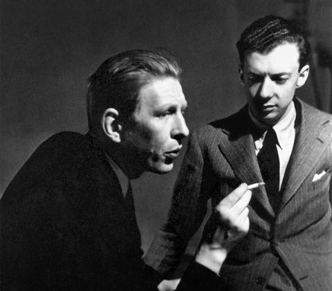 Auden and Britten