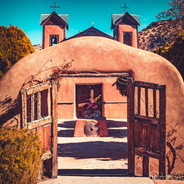 El Sanctuario de Chimayo | Chimayo, New Mexico