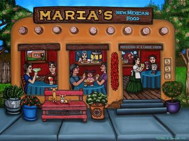 Maria's New Mexican Restaurant