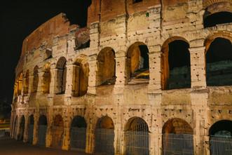Coliseo Evening