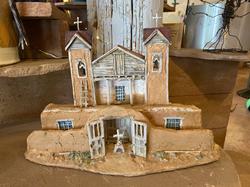 El Sanctuario de Chimayo by Tim Prythero