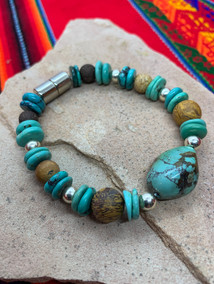 Turquoise Trail 1 - $0