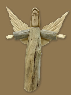8 inch Medium Angel-Outstretched $25