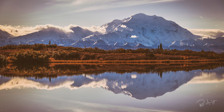 Denali: Mirror Lake