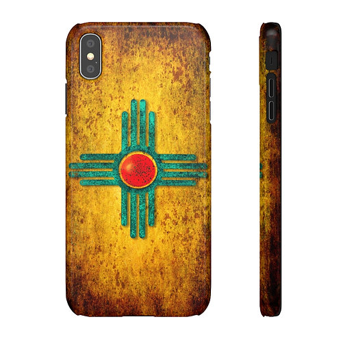 New Mexico Zia Polycarbonate iPhone Snap Case