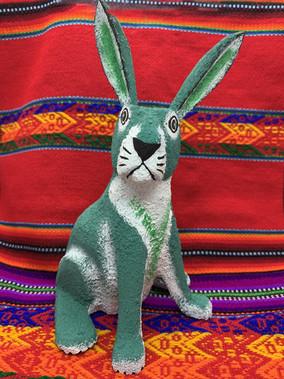 Joe Ortega Bunny Green - $75