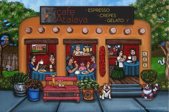 Cafe Atalaya Santa Fe