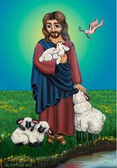 Chirst the Good Shepherd