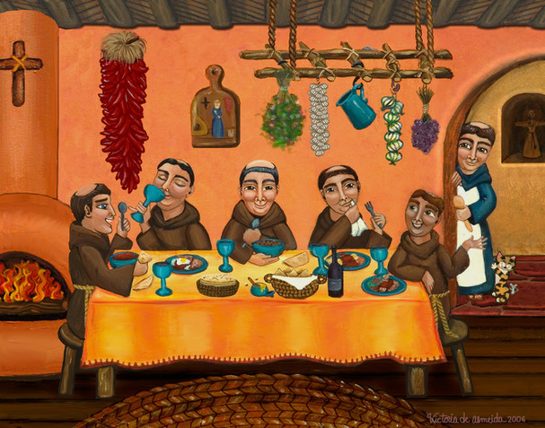 San Pasqual's Table