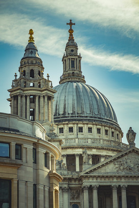 London-St. Pauls Cathedral