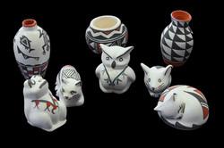 El Nicho | Acoma Pottery