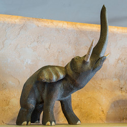 Joe Ortega's Elephant