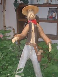 Gunslinger by Pete Ortega