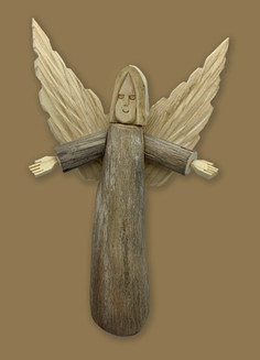 6 In Small Angel Outstretched #1 - $20