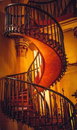 Loretto Chapel Staircase Photo o