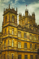 Highclere Castle-Downton Abbey