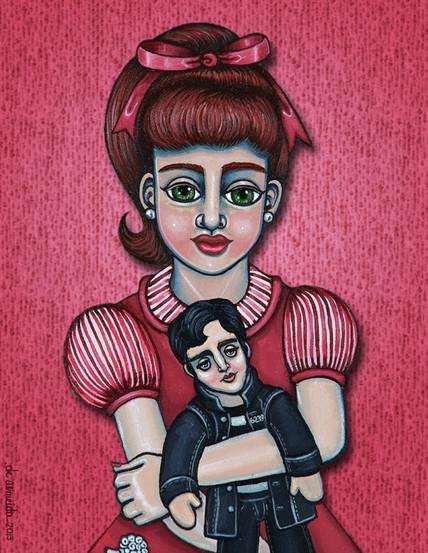 Peggy Sue (Elvis)