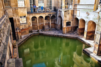 Bath-Roman Baths