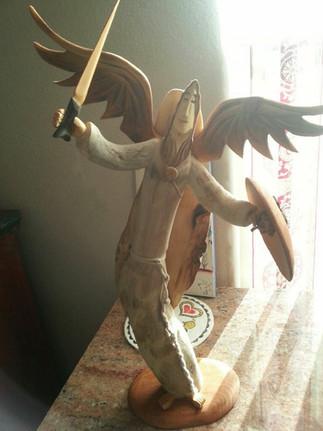 Michael the Arkangel by Pete Ortega