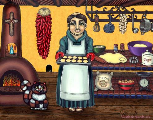 San Pasqual Biscochitos