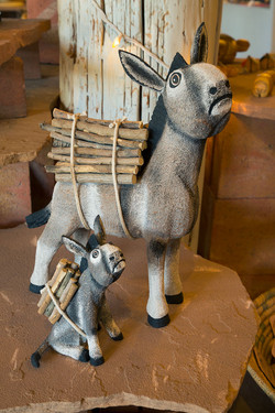 Joe Ortega's Donkeys