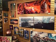 Stephan Fine Arts, Anchorage, Alaska -Robert Arrington Show
